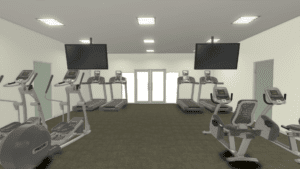 Little Spring Farm Cardio Room